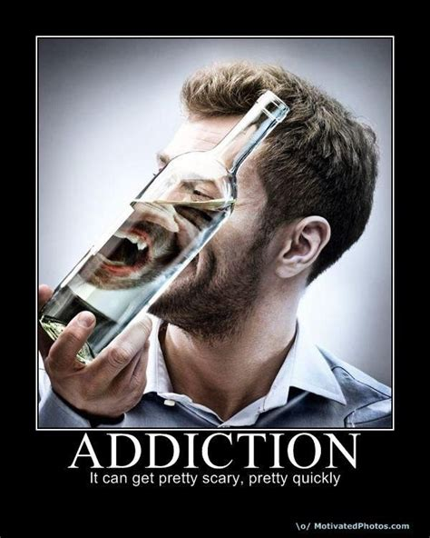 Who Is The Addict 2 by Alcoholism Friendly Reminders