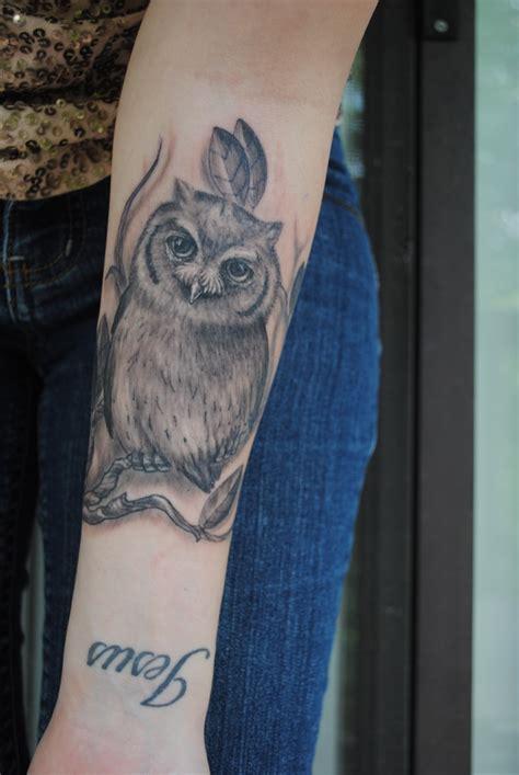 owl tattoo london 29 best realistic owl tattoos images on pinterest
