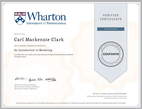 Wharton Mba Mooc Coursera by Donald Clark Plan B Mooc Points From My A Real Learner