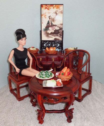 china doll buffet 11 best miniature doll furniture images on