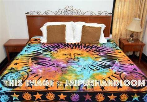 sun and moon bedding sun and moon tapestries wall hangings