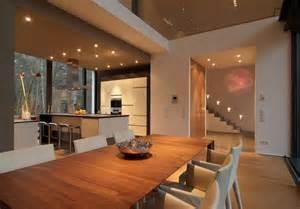 haus mit galerie grundrissplanung doppelhausvilla