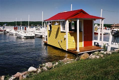 lake geneva houseboat rentals 748 best images about tiny houses cabins cottages on