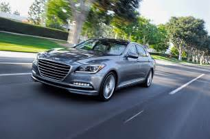 2015 Hyundai Genesis Cost 2015 Hyundai Genesis Sedan Starting Price Set At 38 000