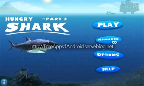 download game hungry shark part 3 mod android download free games 4 android hungry shark