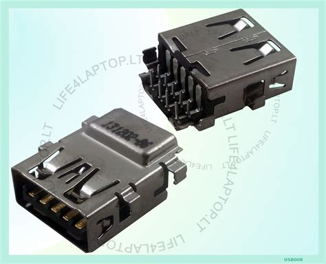 Usb 3 0 Socket Connector usb 3 0 a type a socket port connector 9 pin