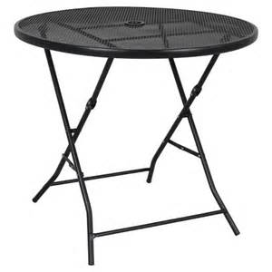 Target Patio Table 32 Quot Metal Mesh Folding Table Room Essentials Target