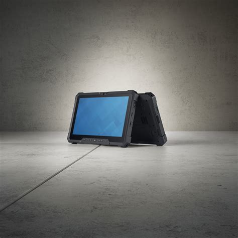 Rugged Dell by The Dell Latitude 12 Rugged Tablet Is Both Tough And Powerful