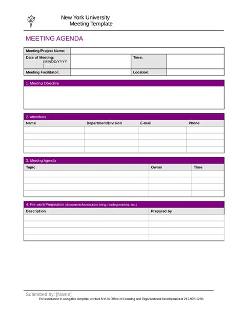 download free meeting minutes template meeting minutes template