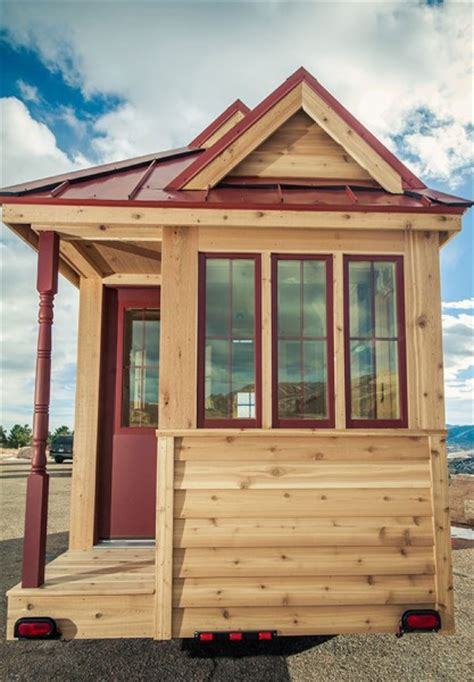 tiny houses on wheels for sale new tumbleweed fencl tiny house on wheels for sale
