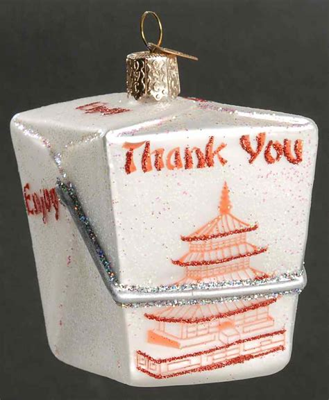 merck family s old world christmas ornament chinese take