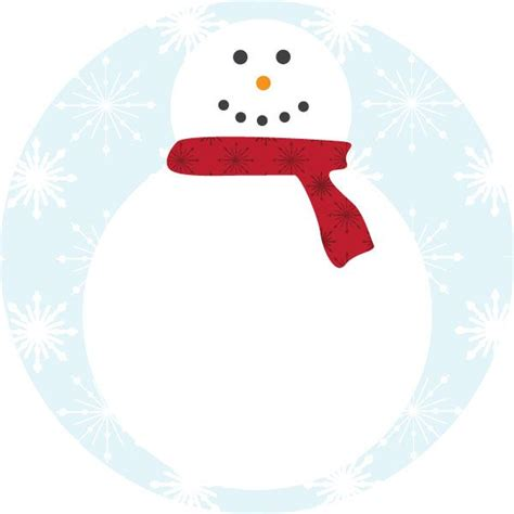printable snowman tags 187 best labels images on pinterest free printables