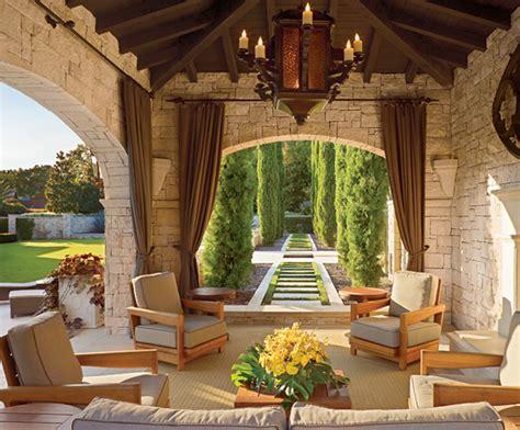 Cabana Backyard by Beautiful Outdoor Cabanas Outdoortheme