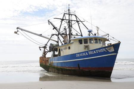 commercial fishing boat cost coast guard medevacs fisherman from f v jessica heather