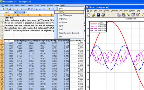 dplot windows software for excel users to create
