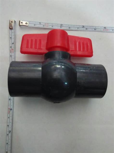 Stop Kran 1 5 In jual stop kran keran pvc 3 4 quot 3 4 inch valve