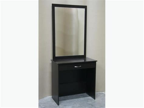 Espresso Vanity Table New Espresso Brown Vanity Make Up Dressing Table Set Richmond Vancouver
