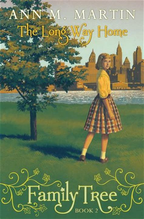 the sapling books the way home family tree 2 by m martin
