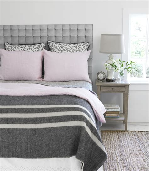 gray pink bedroom gray and pink bedroom transitional bedroom country