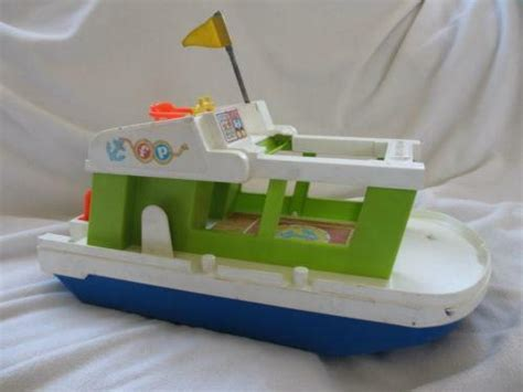 boat prices ebay vintage fisher price boat ebay