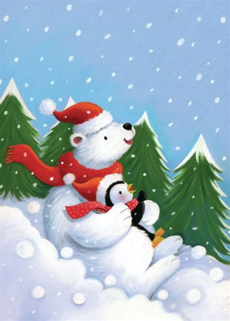 357 best animal xmas clips images on pinterest christmas