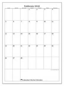 Calendario 2018 Febbraio Calendario Per Stare Febbraio 2018 Antonius Svizzera