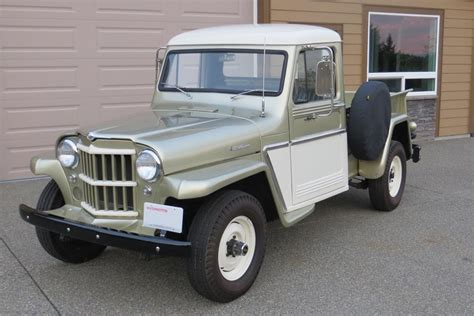 1962 Willys Jeep 181424