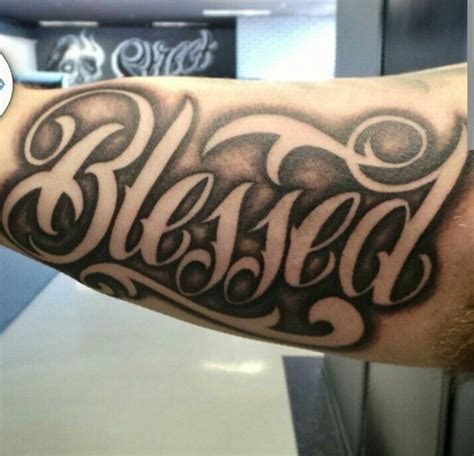 blessed tattoos on arm 50 best images about tattoos i like on fox