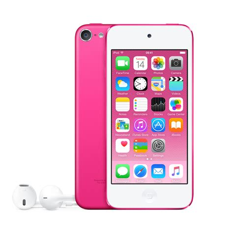 Apple Ipod Touch 6 32gb Pink ipod touch 32gb pink 6th generation mp3 mp4 players headphones audio electronics