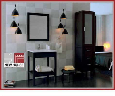 vanitory modelo roma alto  cm  mesada  house equipamientos de bano  cocina
