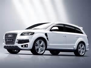Audi Usa Q7 Hofele Design Tunes 2013 Audi Q7 Modernoffroader Usa