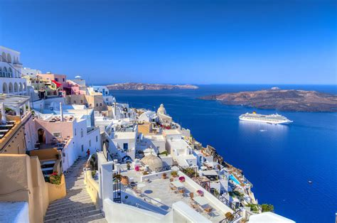 Designing Home Santorini Greece Virtuoso Travel Professionals