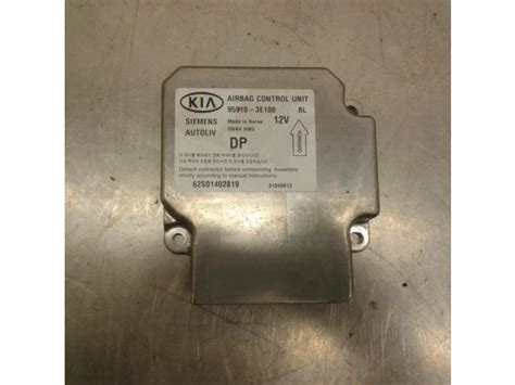 5452 Module Airbag Kia airbag module kia sorento japanse koreaanse auto onderdelen