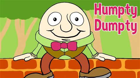 full humpty dumpty nursery rhyme humpty dumpty nursery rhyme by oxbridge baby youtube