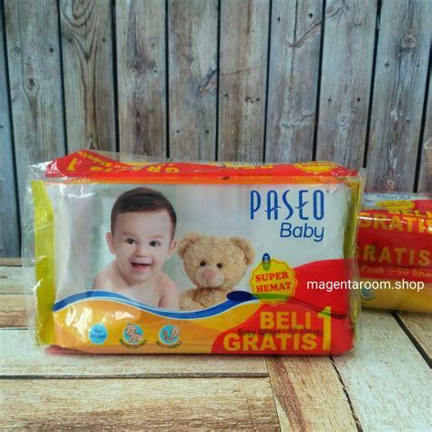Tissue Paseo Baby 50 tissue paseo baby tisu basah baby wipes magenta room