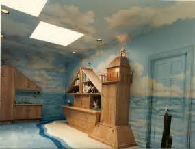 Nautical Wall Murals Kid Bedroom Furniture Wallpress 1080p Hd Desktop