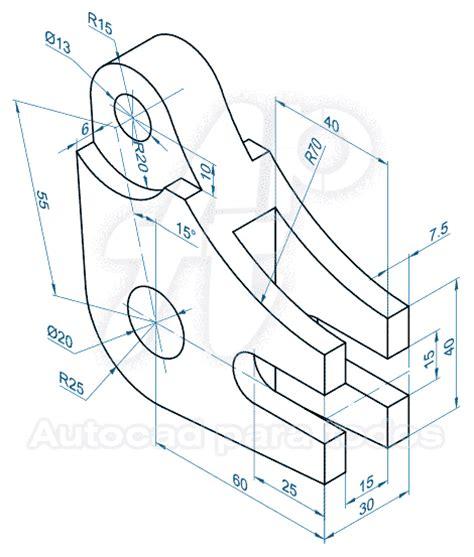 imagenes en 3d autocad autocad para todos 100 pr 225 ctico ejercicios desarrollados