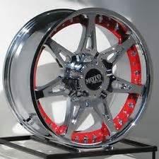 Best 20 Inch Truck Wheels 20 Inch Moto Metal Ebay