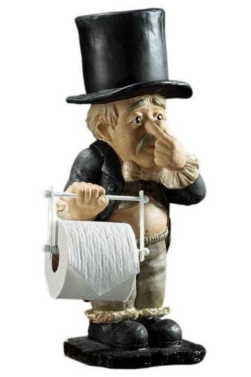 Funny Toilet Paper Holder | funny bathroom toilet paper blog