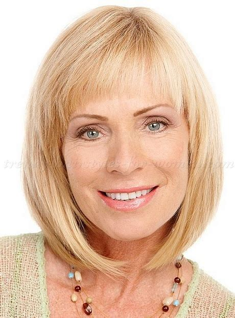shoulder layered haircut 50 shoulder length hairstyles for women over 50