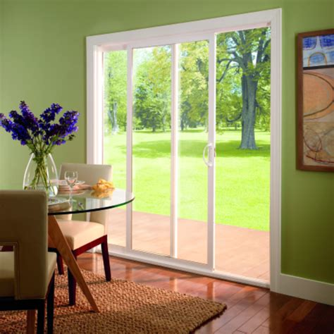 Encompass by Pella Vinyl Sliding Patio Door   Pella