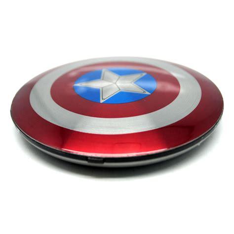 Power Bank Perisai Captain America 2 Port 6800mah Diskon power bank perisai captain america 2 port 6800mah jakartanotebook