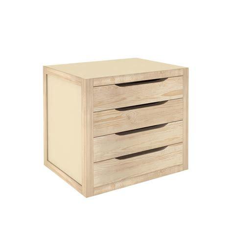cassettiere in legno grezzo astigarraga cassettiera in pino grezzo shop su