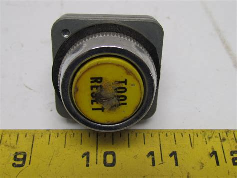 reset button tool fabco air rca470 f tool reset push button switch one shot
