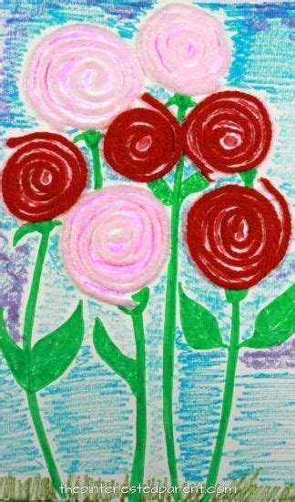 great crafts for 25 best ideas about flowers on