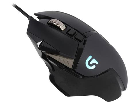 logitech best gaming mouse logitech g502 proteus spectrum rgb tunable gaming mouse