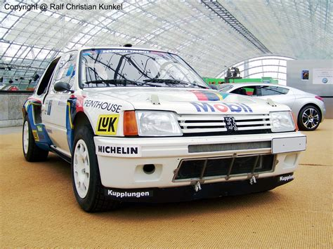 peugeot world 205turbo 16 点力图库