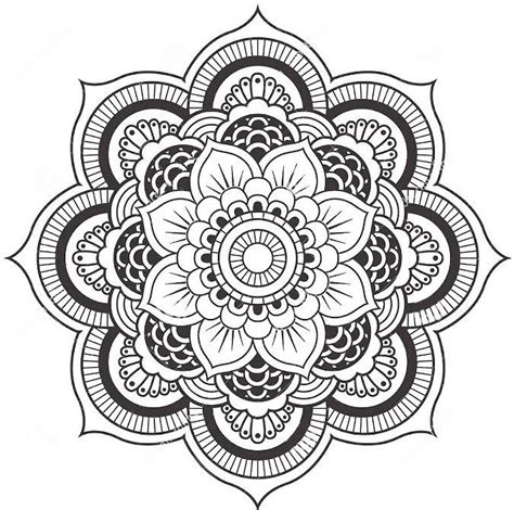 mandala coloring pages pinterest lotus flower mandala coloring pages coloring pages