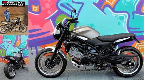 Motorrad Suzuki Sv 650 Tuning by Suzuki Sv 650 Customizing Contest Motorradonline De