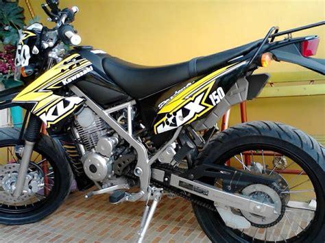 Motor Kawasaki Klx foto modifikasi motor klx modifikasi yamah nmax